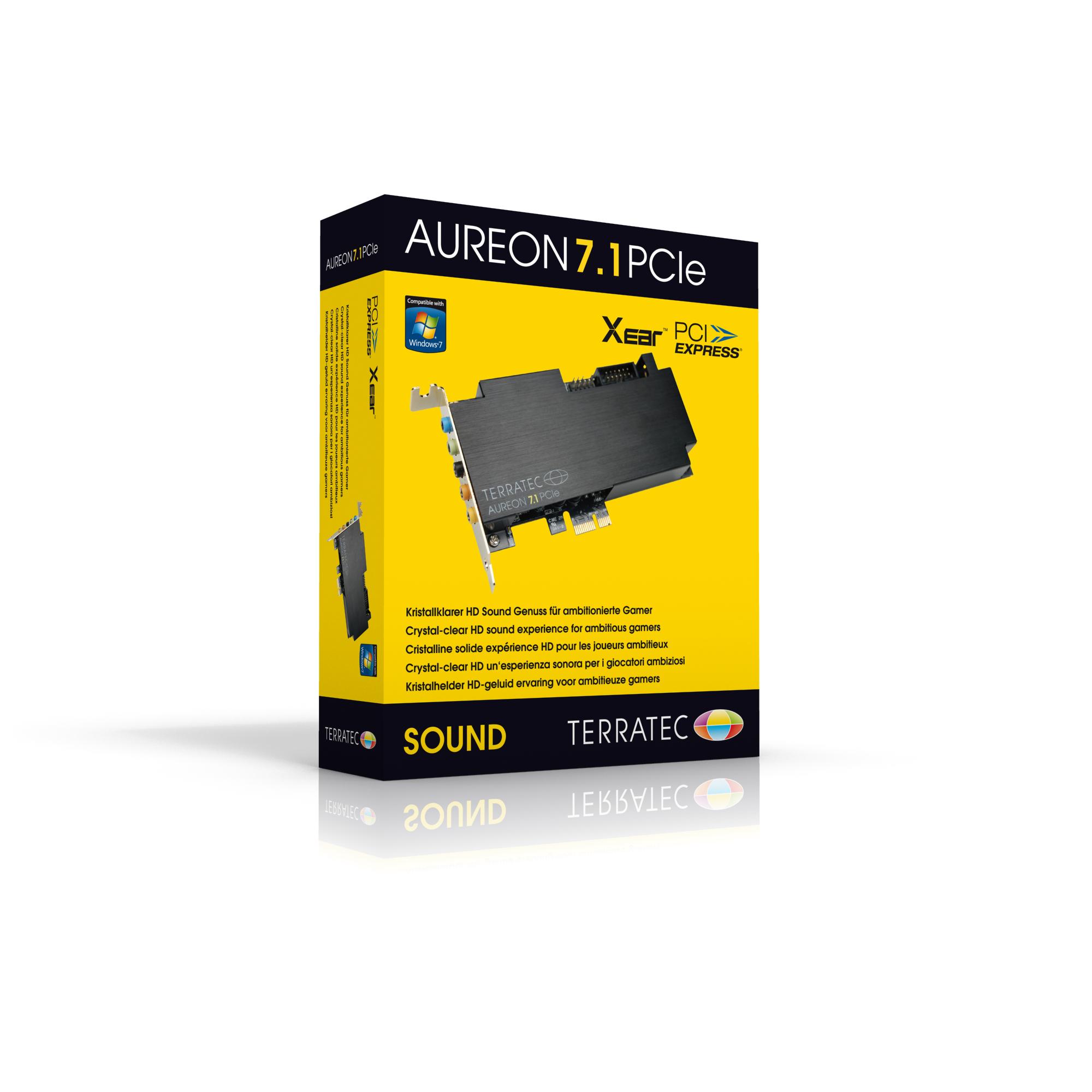 TERRATEC AUREON 7.1 PCIE SOUND CARD WINDOWS 10 DRIVER
